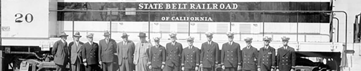 Building the State Belt Railway